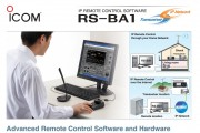 Icom RS-BA1 IP Remote Control Software