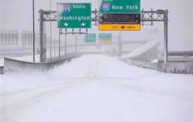 Northern New England ARES Volunteers Continue to Monitor Winter Storm