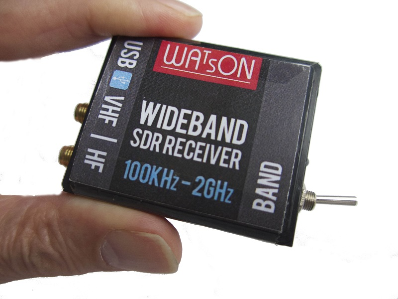 W-SDRX1 High Performance SDR Receiver