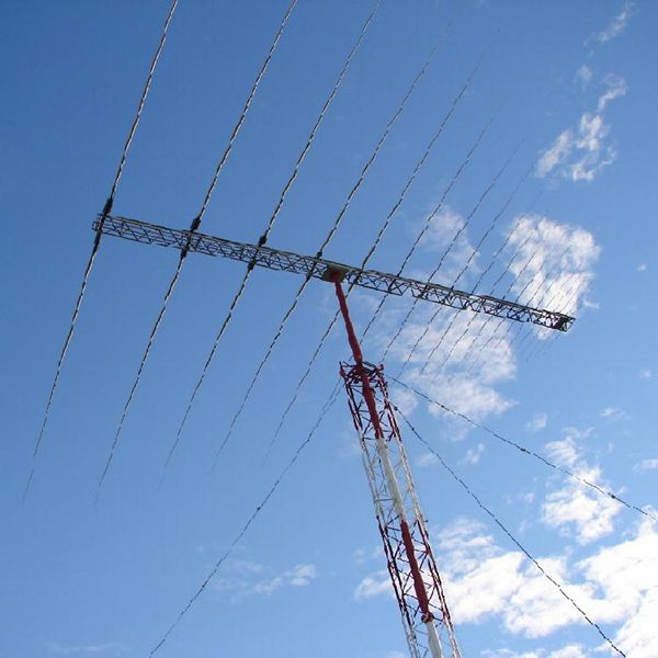 HF Log Periodic Antenna LP-1005AA ( 3.0 – 30.0 MHz )