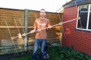 144MHz 2m Portable Yagi VHF Beam Antenna by M0UKD