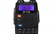 BaoFeng BF-F9 +TP Two-Way Radio, Dual Band UHF/VHF Ham 136-174/400-520MHz Tri-Power 1/4/8W