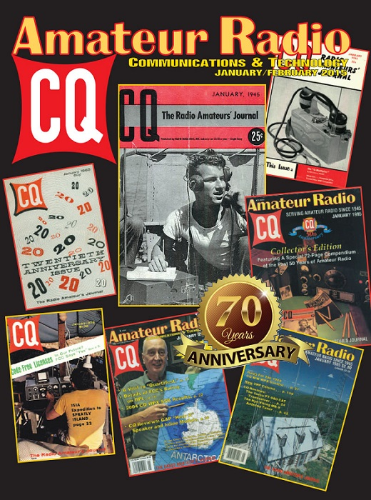 New CQ Magazine is available to download !