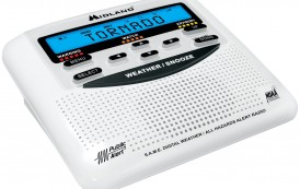 Weather radios prepare for severe weather by ABC TV