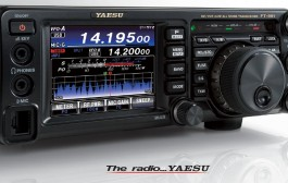 Yaesu FT-991 HF – UHF Transceiver [ Video ]
