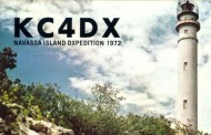 KC4DX Navassa Island DXpedition 1972