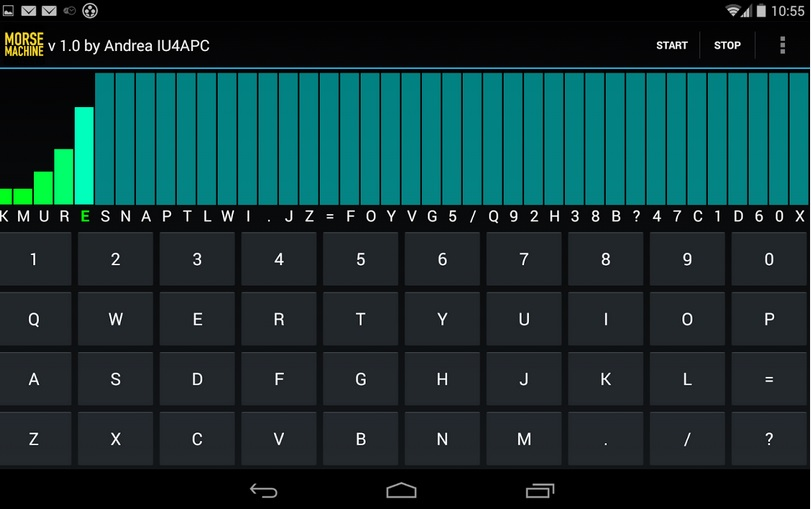 Morse Machine – Android APP
