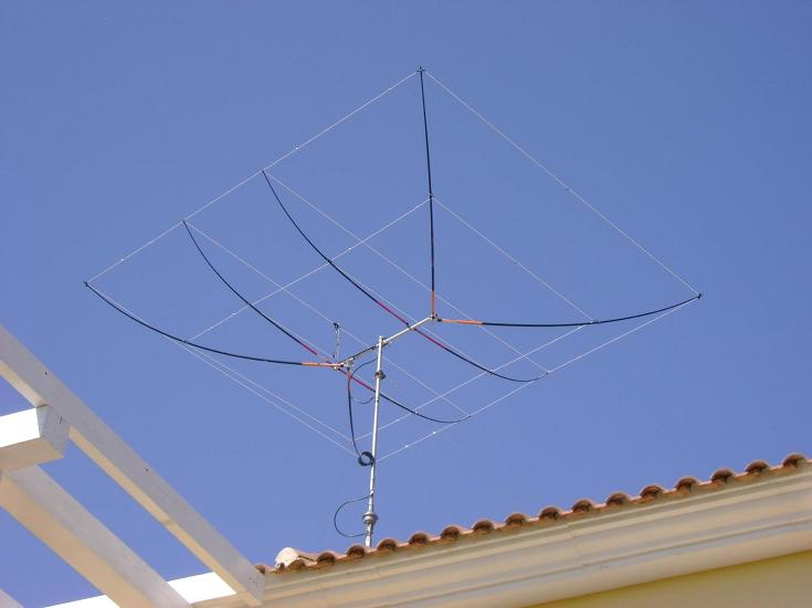 Building the Moxon Antenna