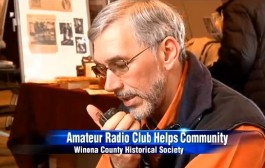 Winona Amateur Radio Club gives back to community