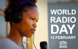 4U0ITU – World Radio Day