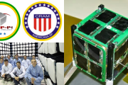 AESP-14 CubeSat deployed from ISS