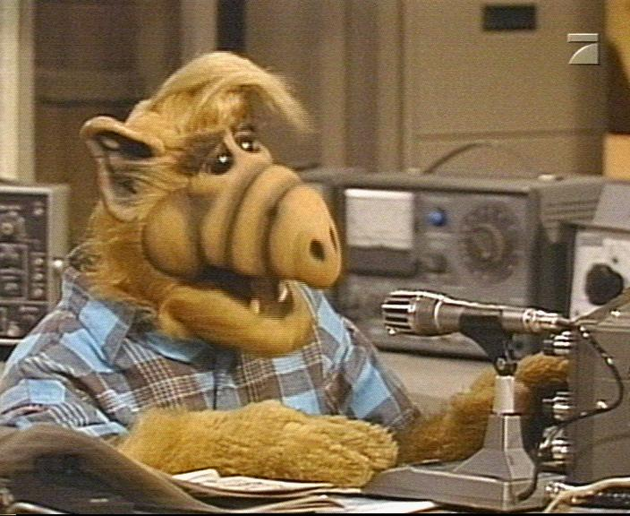Do you remember ALF ? | QRZ Now – Amateur Radio News
