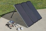 Harbor Freight Solar Panel for Ham Radio