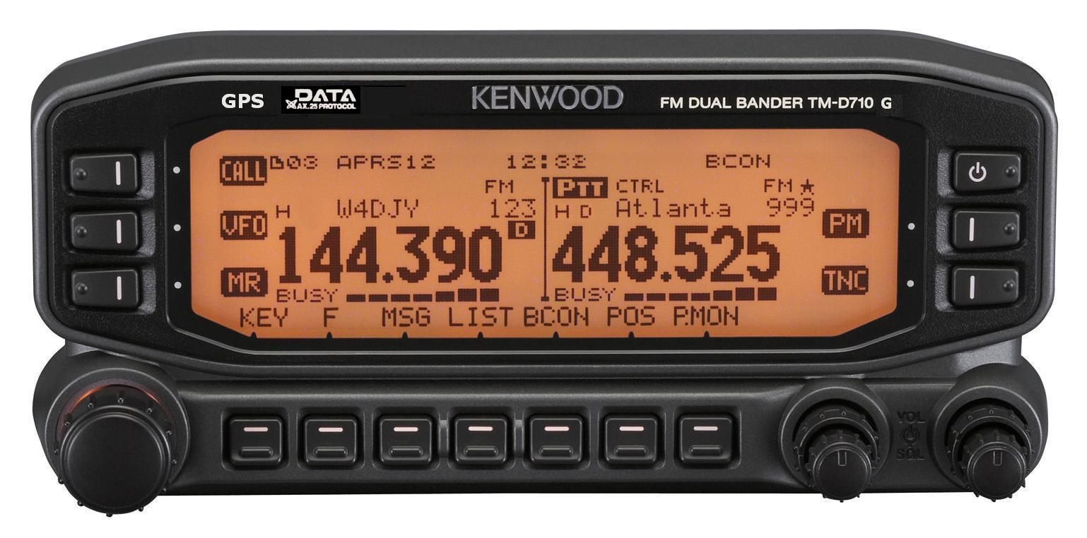 Kenwood TM-D710GA