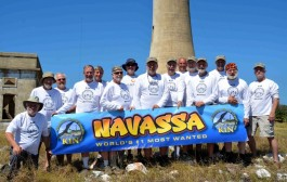 K1N Navassa Island DXpedition is Ham Radio History