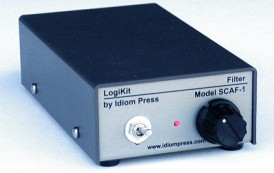 Logikit SCAF-1 – the Deceptively Simple Filter
