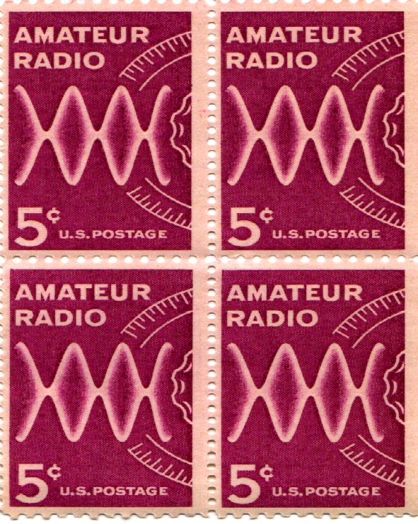 Amateur Radio Postage Stamps