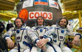 Two More Radio Amateurs Join International Space Station Crew