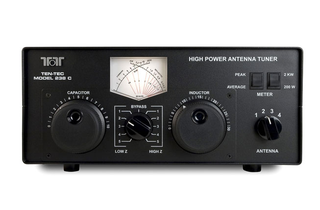 238C 2KW High Power Antenna Tuner
