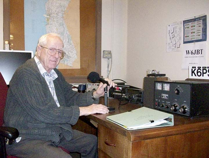 Amateur radio : Hobby and emergency resource