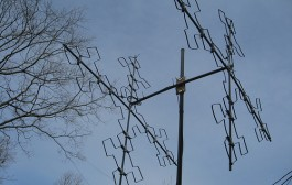 Antenna experiment – Fractal Quad for 28 Mhz band