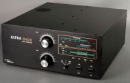 Alpha 8406 –  6 Meter Linear Amplifier