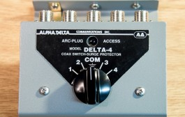 ALPHA DELTA ASC ANTENNA COAX SWITCH – Review