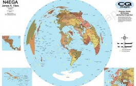 Professional Maps for Amateur Radio