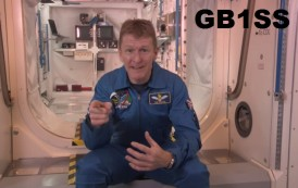 GB1SS: Tim Peake and Amateur Radio on the ISS
