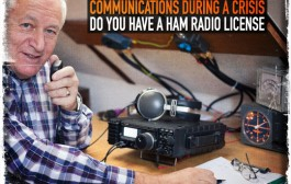 Communications During a Crisis: Do You Have A Ham Radio License ?