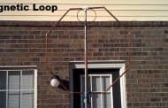 Magnetic Loop – Great HF Apartment Antenna