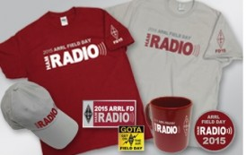 ARRL Field Day Gear, Supplies Now Available!