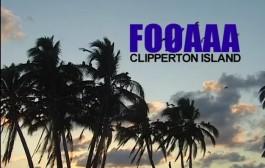 FO0AAA Clipperton Island DXpedition  [ Video ]