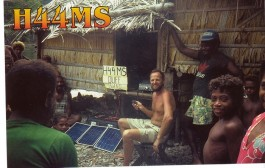H44QQ – Solomon Islands