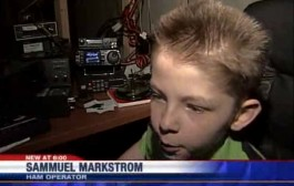 10-Year-Old Mount Pleasant Boy Fights To Keep Ham Radio Tower