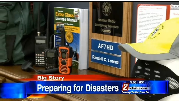 How to be Ready When a Disaster Strikes – Amateur Radio