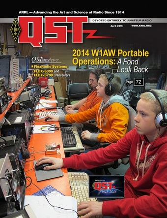 The April Edition of Digital QST is Now Available!