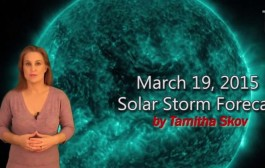 Solar Storm Affects Amateur Radio Communication : Ham Nation 188