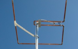 Squalo antenna for 6m by PA3HCM