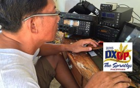 Spratlys DX0P DXpedition Participant Evacuated for Medical Emergency