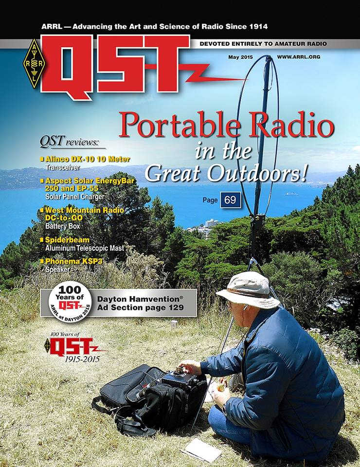 May Edition of Digital QST Now Available
