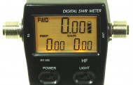MFJ Digital SWR / Wattmeters – MFJ-845/847