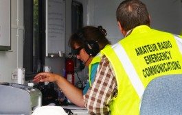 Amateur Radio Operators Prepare For The Megaquake
