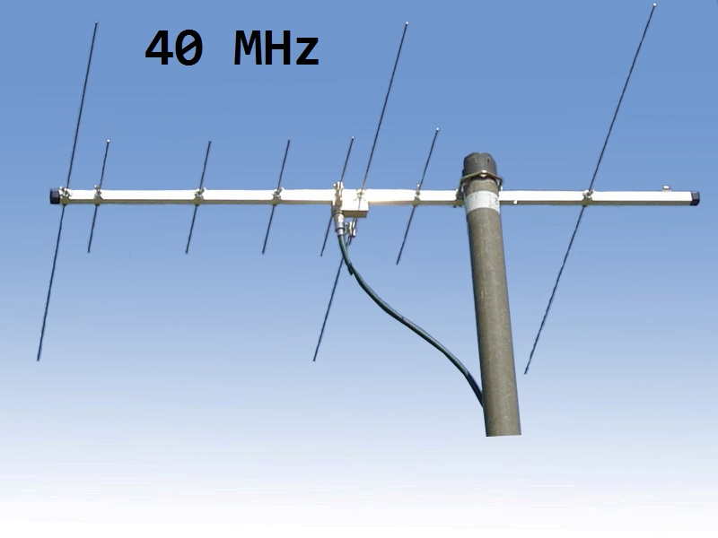 New Band ! 40 MHz