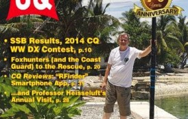 The April 2015 issue of CQ Magazine is ready to download