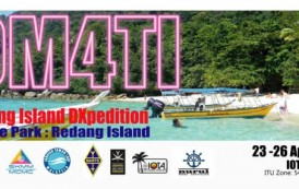 9M4TI – Redang Island- IOTA  AS-073