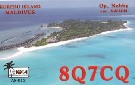 8Q7CQ – AS-013 Maldives