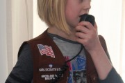 """Thinking Day"" Activity Gets Girl Scouts Thinking About Ham Radio"