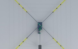 High Quality 5 bander CobWeb Antenna
