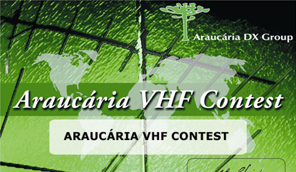 Araucaria VHF Contest is Back!